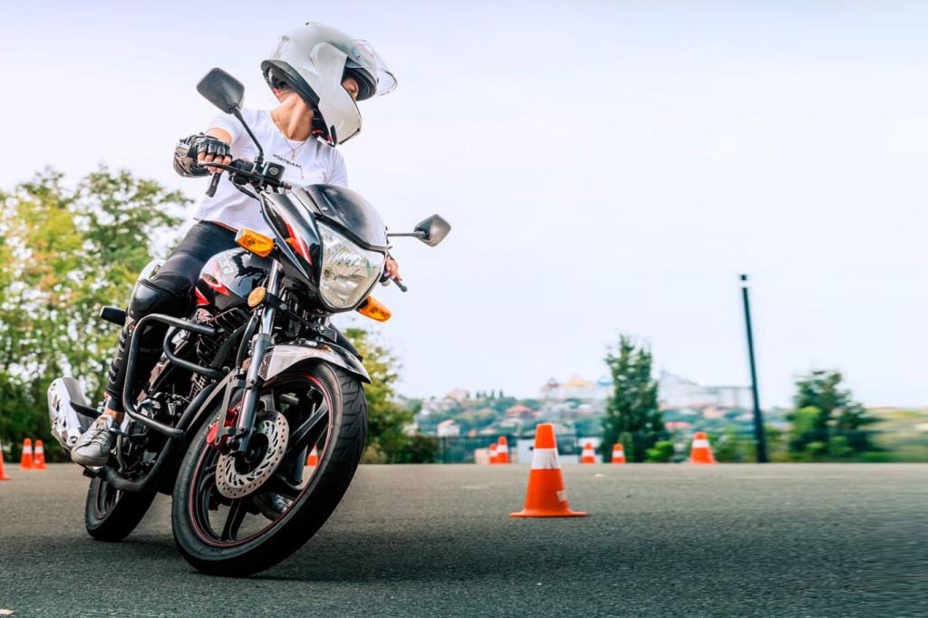 вождение мотоцикла советы